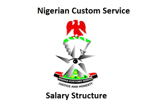 Nigerian-Custom-Service-NCS-Salary-Structure-Updated
